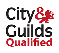 City & Guilds Qualified.